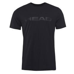 Head George T-Shirt M - Black
