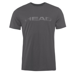 Head George T-Shirt M - Anthracite