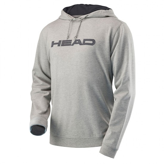 Head Byron Hoody - Anthracite & Gray