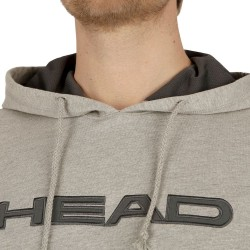 Head Byron Hoody - Anthracite & Gray
