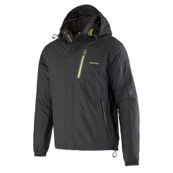 Head All Season Coach Rain Jacket - Black