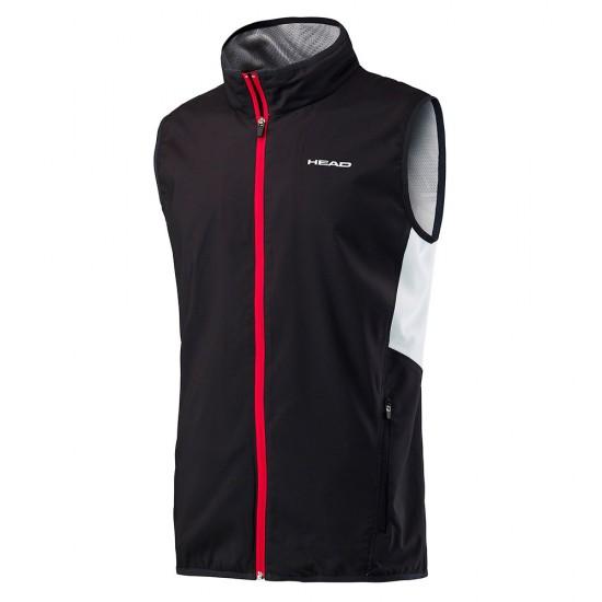 Head Club Vest M - Black
