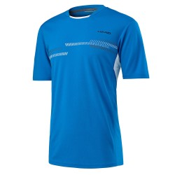 Head Club Technical T-Shirt - Blue