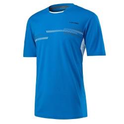 Head Club Technical T-Shirt - Blue