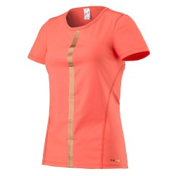 Head Performance T-Shirt -Coral