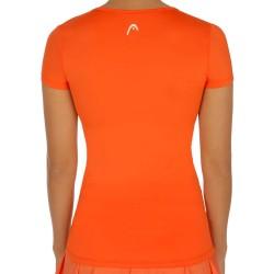 Head Vision Shirt - Coral