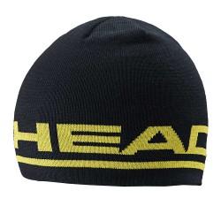 Head Unisex Beanie - Black&Yellow