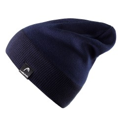 Head Peter Beanie for Men-Navy
