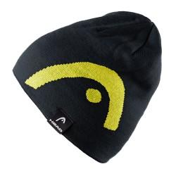 Head Wishbone Corpo Beanie-Black