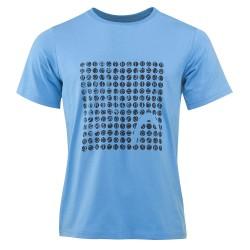 Head Alfred T Shirt M - Aqua