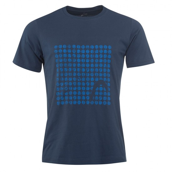 Head Alfred T Shirt M - Dark Blue