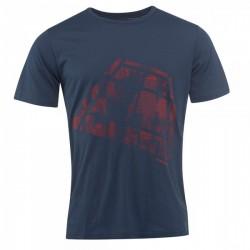 Head Addison T-Shirt M - Dark Blue
