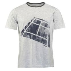 Head Addison T-Shirt M - Grey Melange