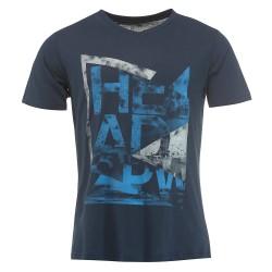 Head Alcott V-Shirt M - Dark Blue
