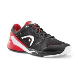 Head Revolt Pro 2.0 Raven & Red Tennis Shoes