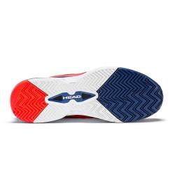 Head Revolt Pro 2.5 Blue & Orange Tennis Shoes
