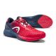 Head Revolt Pro 3.0 Tennis Shoes-Red & Dark Blue