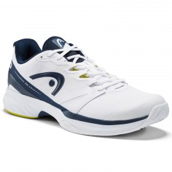 Head Sprint Pro 2.5 Tennis Shoes White & Dark Blue