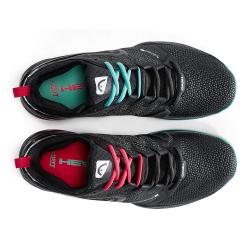 Head Sprint SF Clay Tennis Shoes-Black & Teal