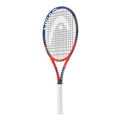 Head MAX Spark Pro (Orange) Tennis Racket-Strung