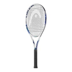Head MAX Spark Elite (White) Tennis Racket-Strung