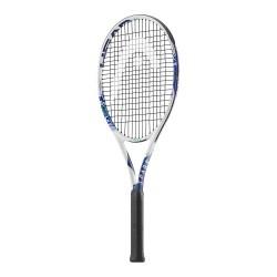 Head MAX Spark Elite (White) Tennis Racket-Strung