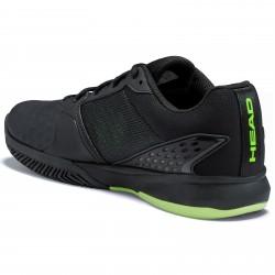 Head Revolt Team 3.0 Mens Tennis Shoe. BKGR