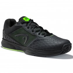 Head Revolt Team 3.0 Mens Tennis Shoe. BKGR