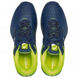 Head Revolt Team 3.0 Blue Men's Shoes. DBNY