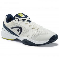 HEAD SPRINT 2.5 JUNIOR TENNIS SHOE (WHITE/BLUE)