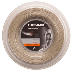 Head Lynx Tour 16g Tennis String - 200m