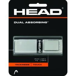 Head Dual Absorbing Grip-Gray