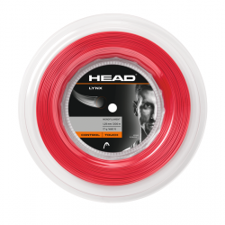 Head Lynx Red 17g Tennis String - 200m