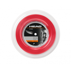 Head Lynx Red 17g Tennis String - 200m