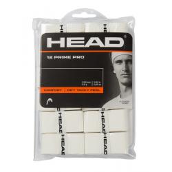 Head Prime OverGrip - White (12 Pack)