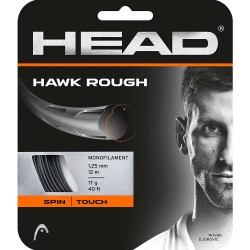 Head Hawk Rough Tennis String - 12M