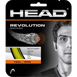 Head Revolution Squash Racket String