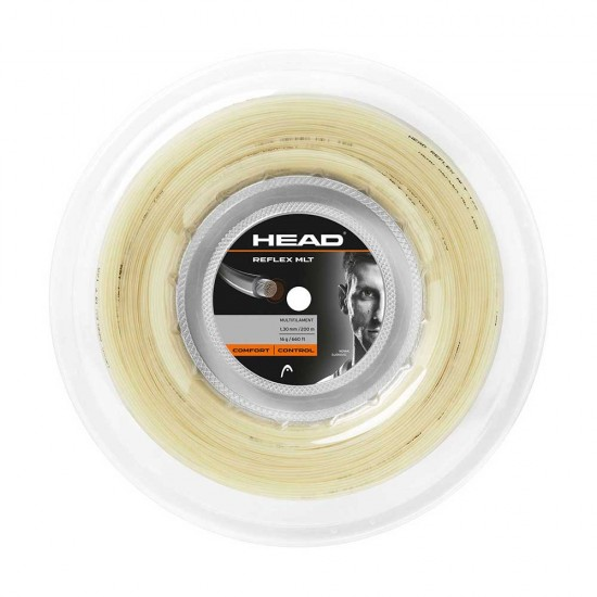 Head Reflex MLT Tennis String - 200M