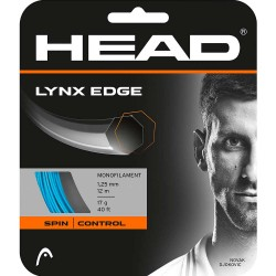 Head Lynx Edge Tennis String - 12M