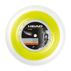 Head Lynx Yellow 16g Tennis String - 200m