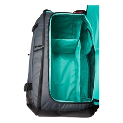 Head Gravity Duffle Bag-Black & Teal