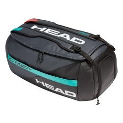 Head Gravity Sport Bag-Black & Teal