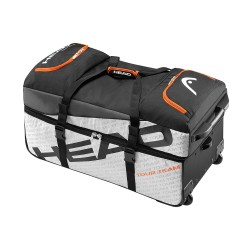 Head Tour Team Travel Bag - Silver & Black