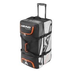 Head Tour Team Travel Bag - Silver & Black
