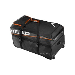 Head Tour Team Travel Bag - Black & Orange
