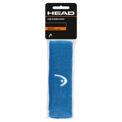 Head Headband Blue