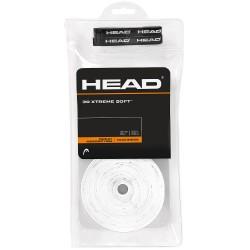 Head XtremeSoft Overgrip-White (30 Pack)