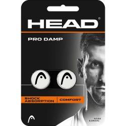 Head Pro Damp Tennis Dampener - White