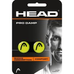 Head Pro Damp Tennis Dampener - Yellow