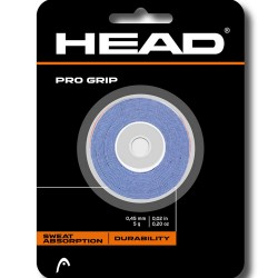 Head Pro Overgrip - Blue (3 Pack)